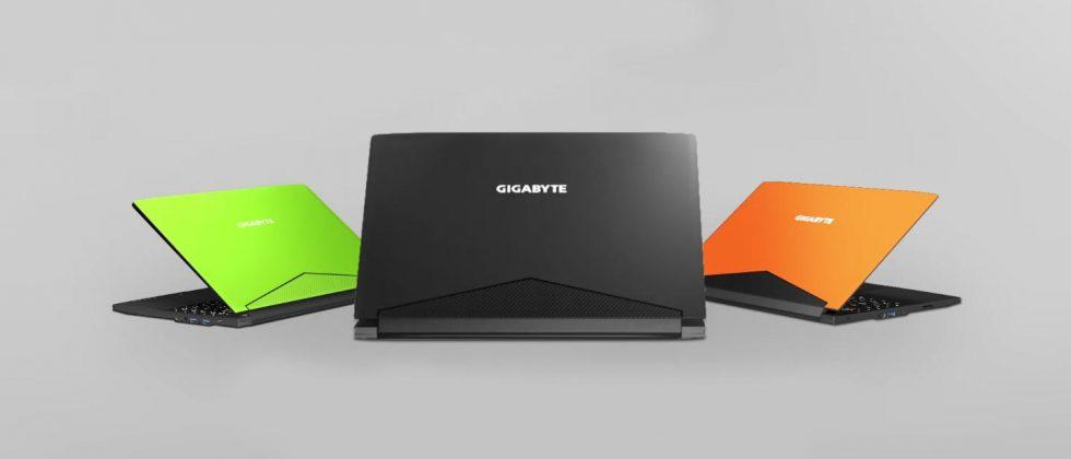 Gigabyte Aero 14 ultraportable gaming laptop now available