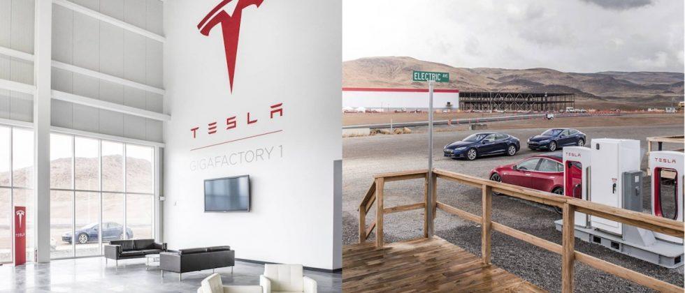 Lucky Tesla Model 3 buyers score Golden Tickets to Gigafactory opening