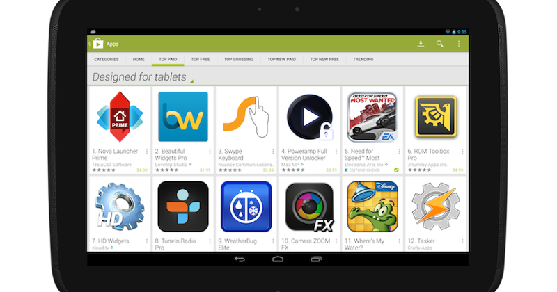 Google Play Store to get smaller app updates, clearer info