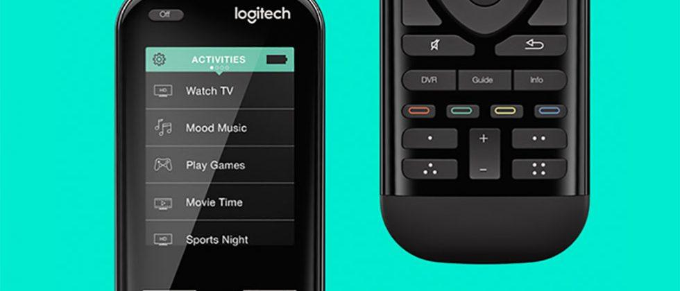 Logitech Harmony 950 controls all devices with color touchscreen