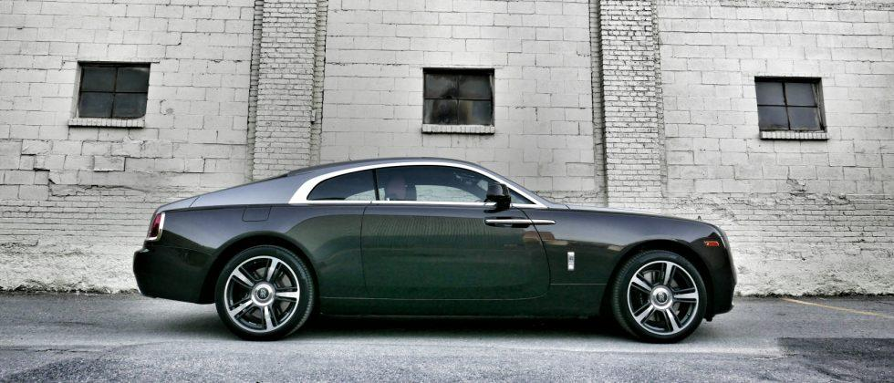 2016 Rolls-Royce Wraith Review – Leave the chauffeur at home