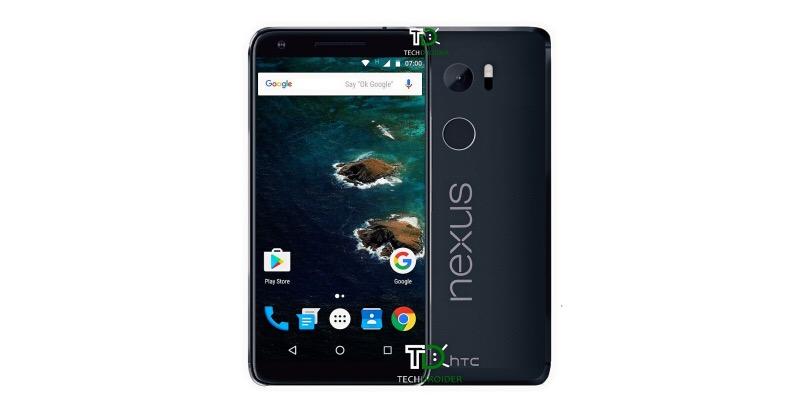 """HTC Nexus """"Marlin"""" render unsurprisingly looks like an HTC 10"""