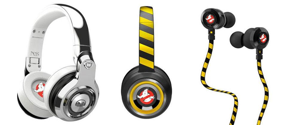 Ghostbusters headphones 2016 a radical Monster x NAS mix