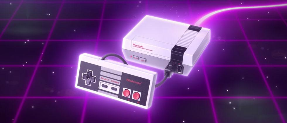 Nintendo NES Classic Edition revealed: super tiny!