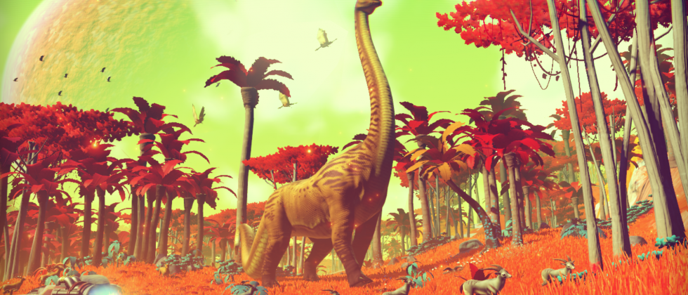 No Man's Sky hit with last-minute delay on PC