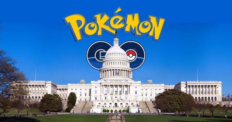 US Congress asks Niantic about Pokemon GO's mobile data usage