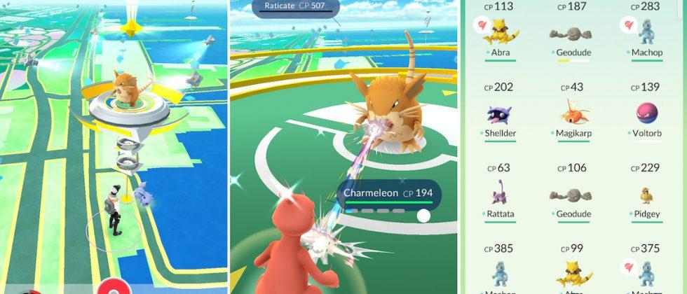 Malware-plagued Pokemon GO app making the rounds on Android