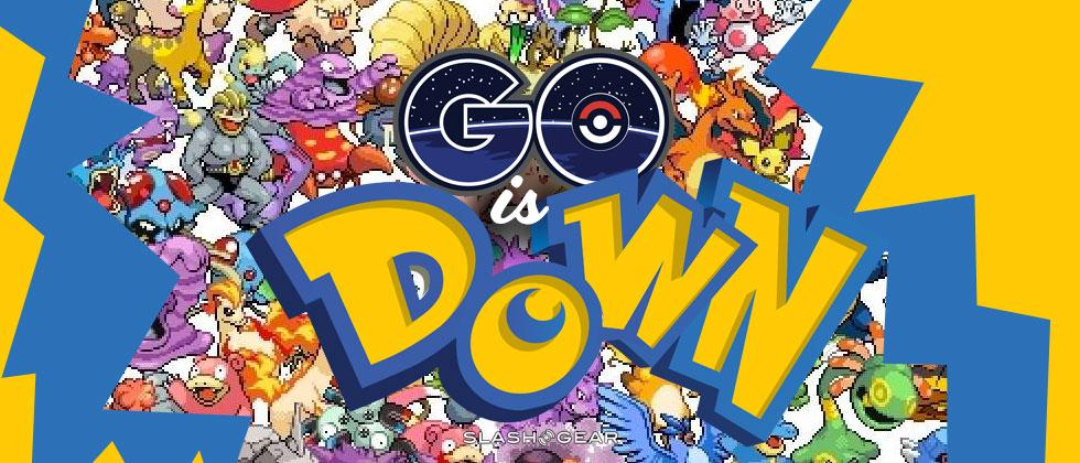 Pokemon GO is down today: here's what to do