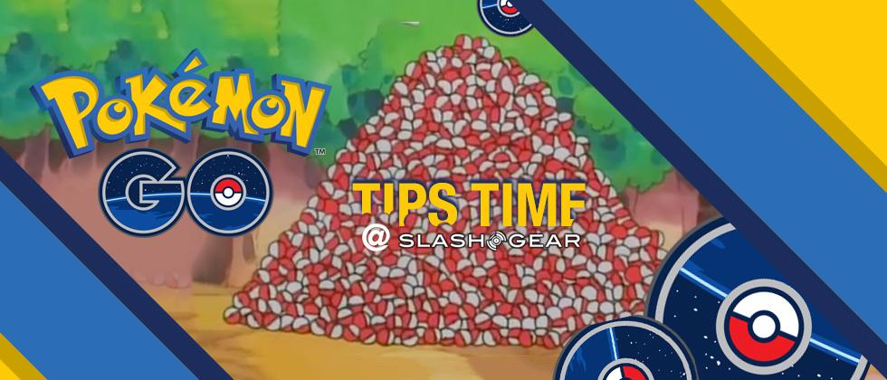Five tips I shouldn't have to tell you about Pokemon GO, but probably do