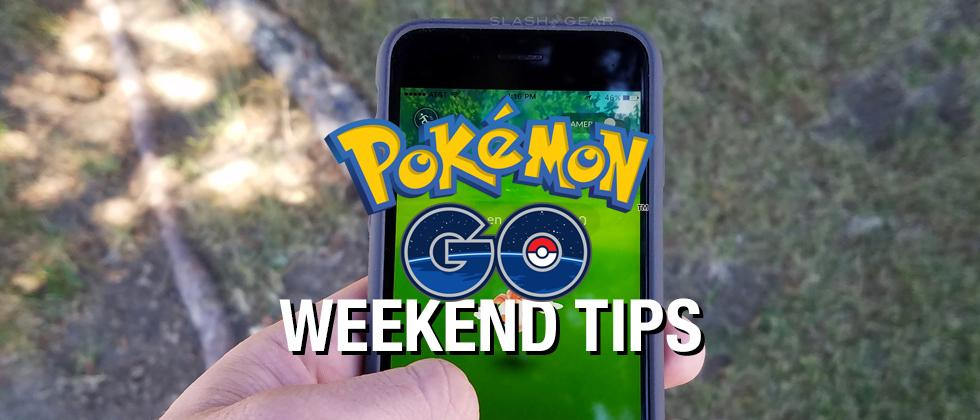 """Pokemon GO tips and """"cheats"""" for the weekend"""