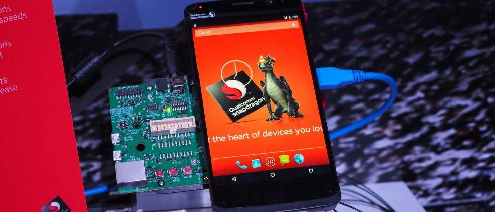 Qualcomm's flagship Snapdragon just got snappier
