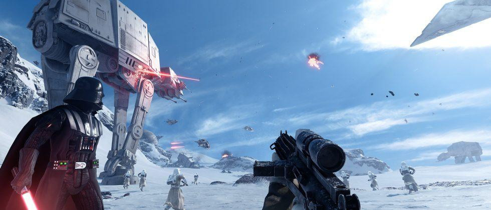 Star Wars Battlefront gets a new offline mode next week