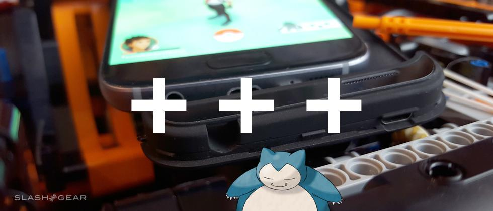 How Pokemon GO will make your smartphone fat