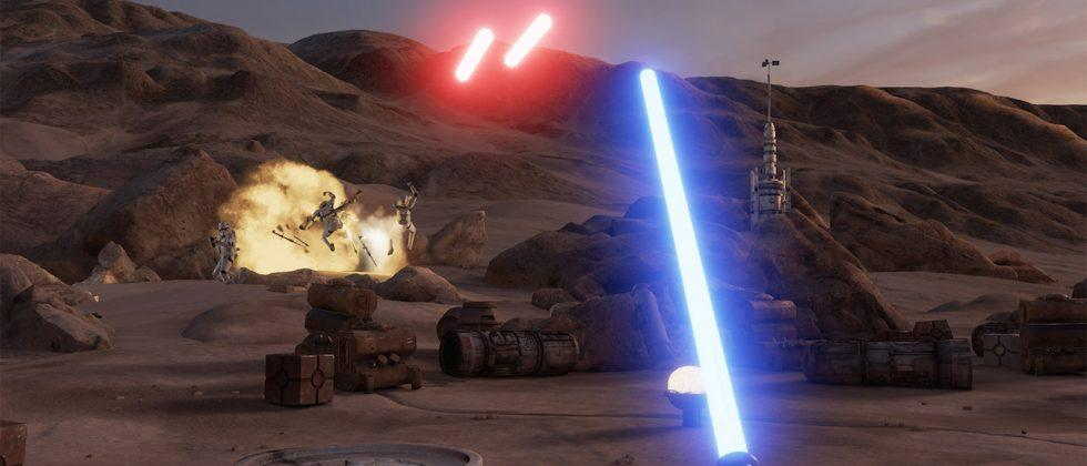 Star Wars VR game Trials on Tatooine comes to Steam for free