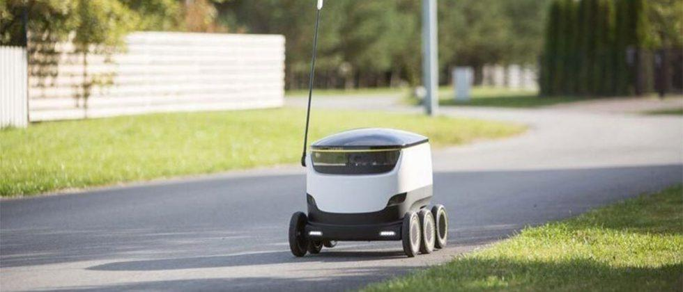 Starship Technologies now testing self-driving delivery drones