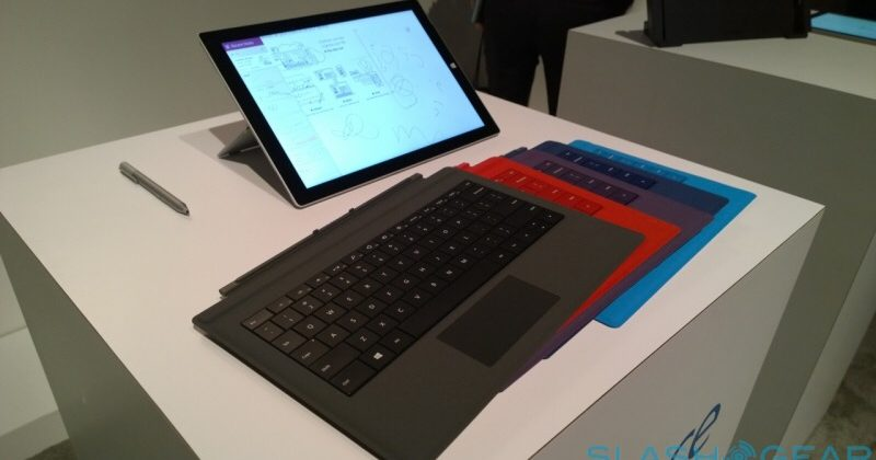 Surface Pro 3 battery woes only a software bug, says Microsoft