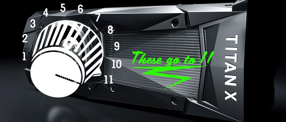 10 things you need to know about NVIDIA's TITAN X