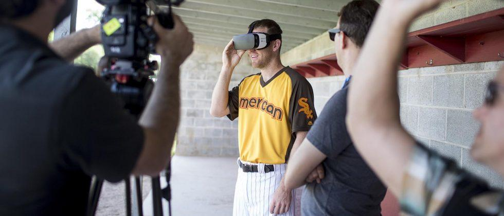 T-Mobile Home Run Derby VR Experience puts fans up to bat