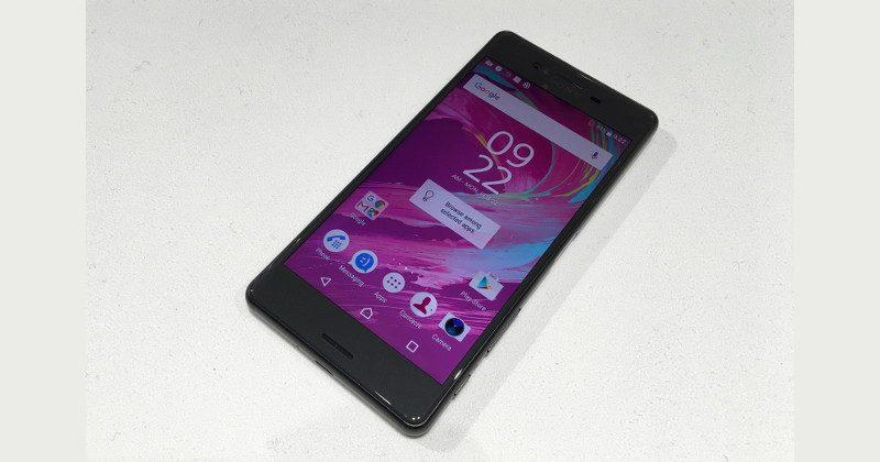 A wild Sony Xperia X Performance successor appears