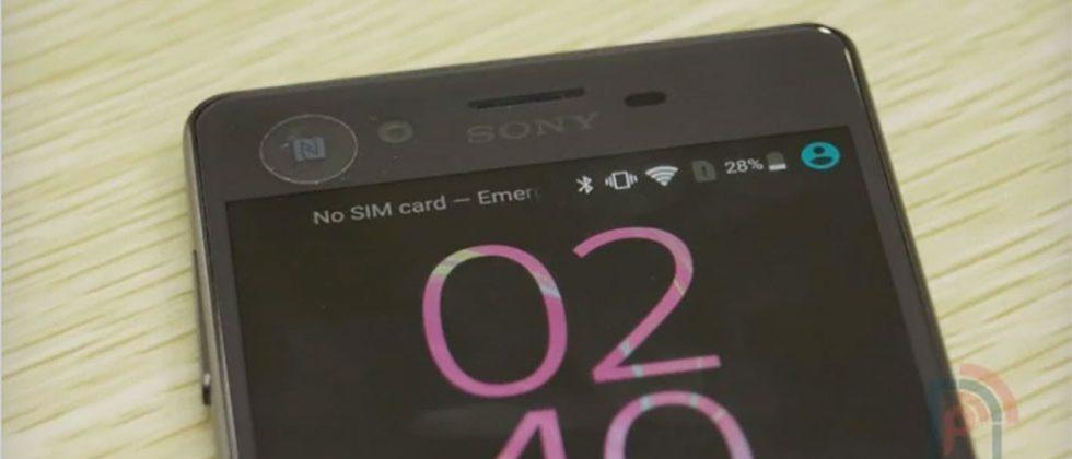 Sony Xperia F8331 leaks, tipped to be the Xperia XR