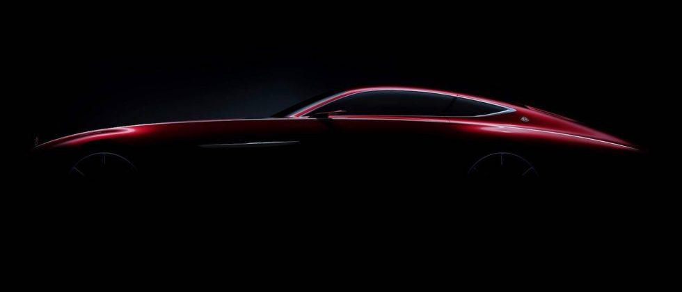 """This is Mercedes-Maybach's """"ultimate luxury"""" coupe"""