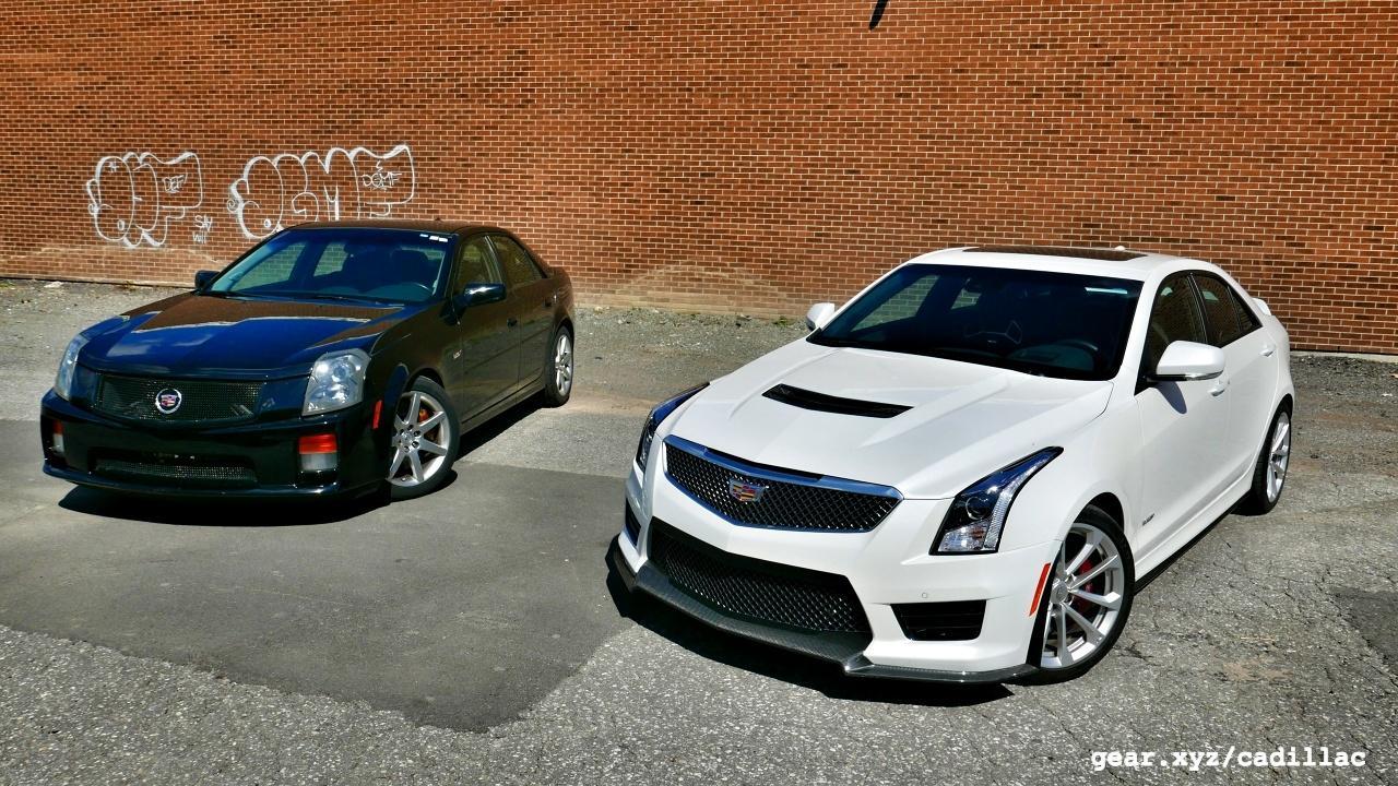 2016-Cadillac-ATS-V-CTS-V-review-photo-SlashGear00005