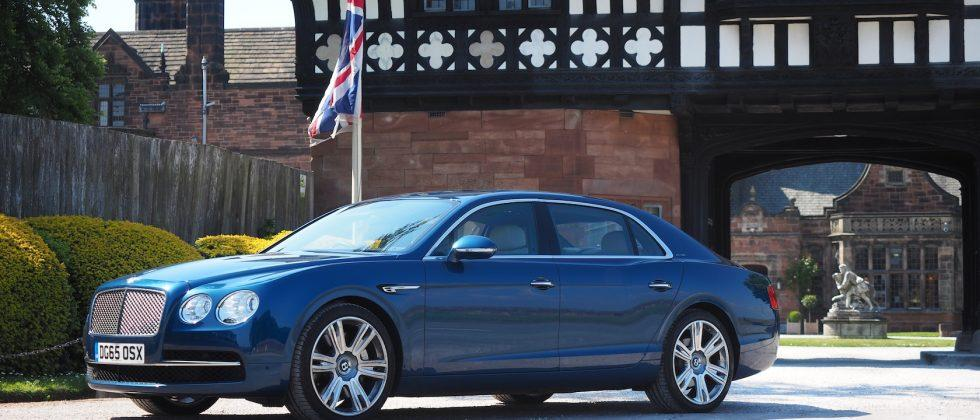 2016 Bentley Flying Spur Review: Lavish is an understatement