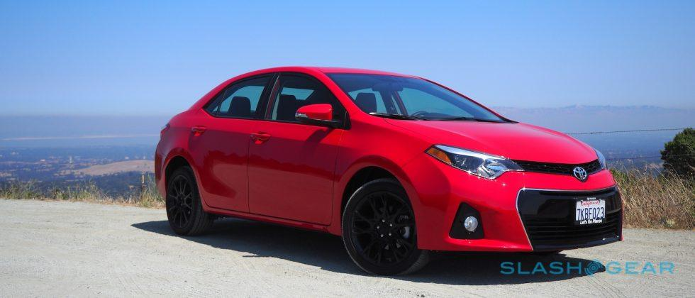 2016 Toyota Corolla S Review The Is For Sorta Sporty