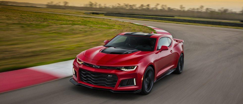 Chevrolet's 2017 Camaro ZL1 priced up, and it's a 650HP monster