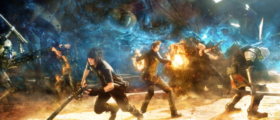 Final Fantasy 15's DLC season pass gets detailed