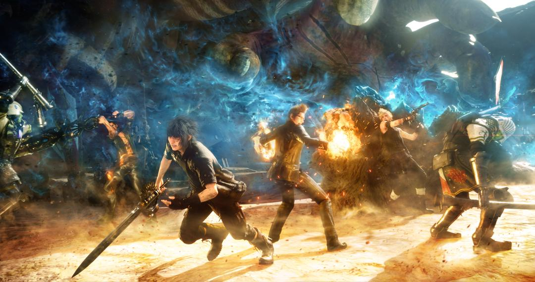 Final Fantasy 15 S Dlc Season Pass Gets Detailed Slashgear
