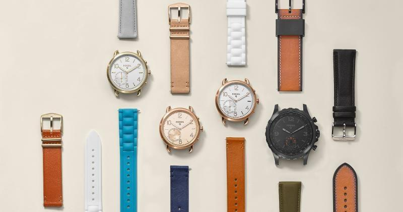 Fossil Q hybrid smartwatches add Crewmaster, Nate, Gazer, Tailor