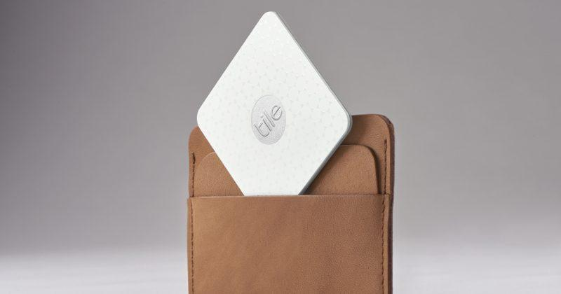 Tile Slim tries to keep your wallet from getting lost