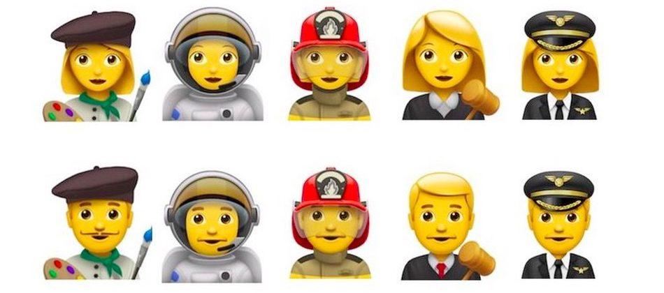 These are Apple's 5 newest proposed emoji