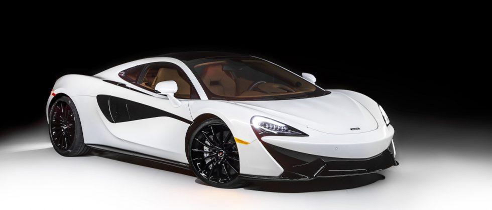 McLaren 570GT by MSO Concept previews slick dimmable roof