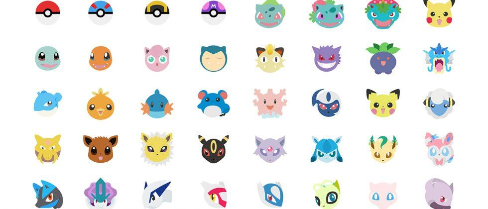 Pokemoji is an emoji keyboard for Pokemon GO addicts - SlashGear
