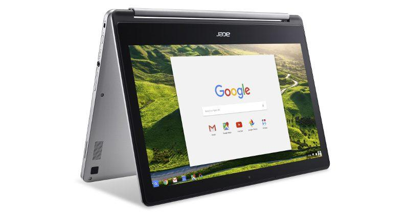 Acer Chromebook R 13 takes aim at large tablets, convertibles
