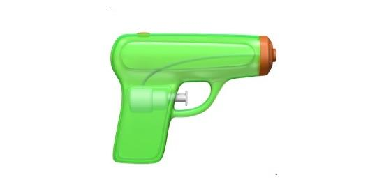 Microsoft changes toy gun emoji to revolver just after Apple does opposite