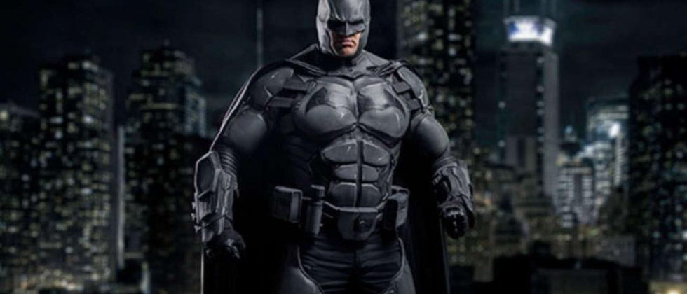 Batman costume sets Guinness World Record for most gadgets
