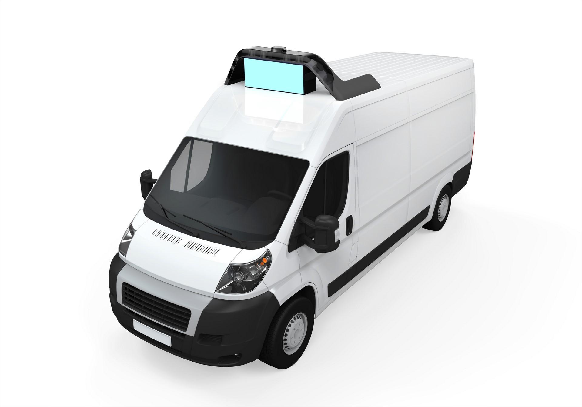 Drive.ai Truck (Copy)