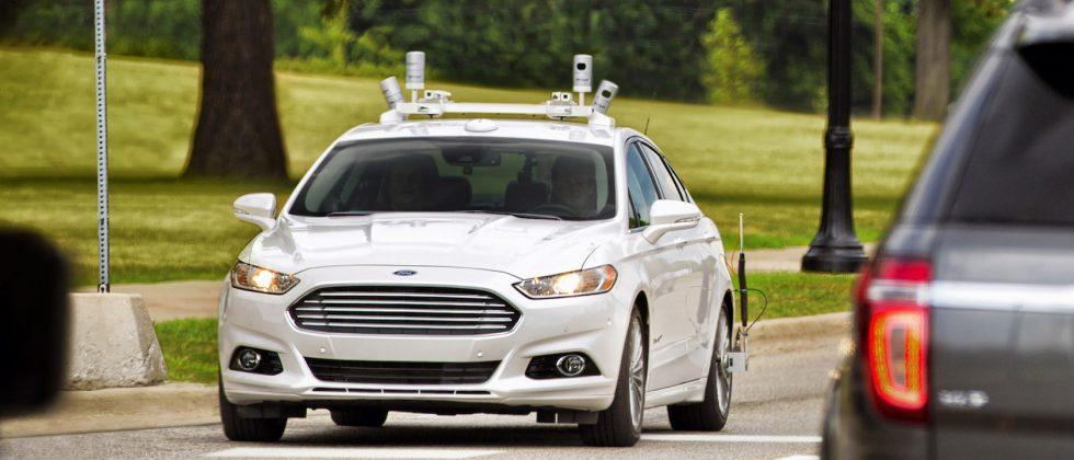 Ford plans 2021 launch for fully-autonomous ride sharing car