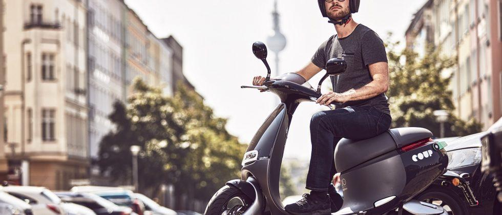 Gogoro rides into Berlin as e-scooter for Coup ride-sharing scheme