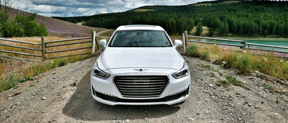 2017 Genesis G90 First Drive: Rattling the cage of established luxury players