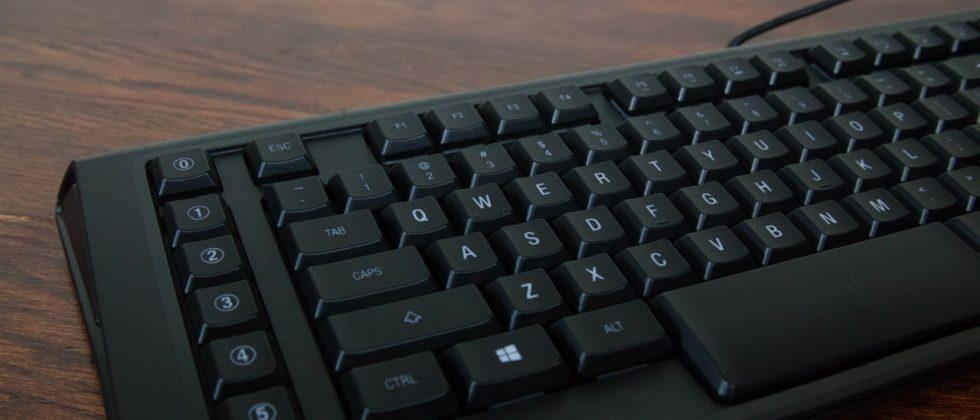 Steelseries Apex M800 Keyboard Review