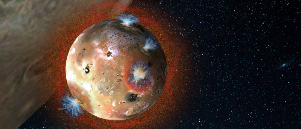 New findings show constantly collapsing atmosphere on Jupiter's moon Io
