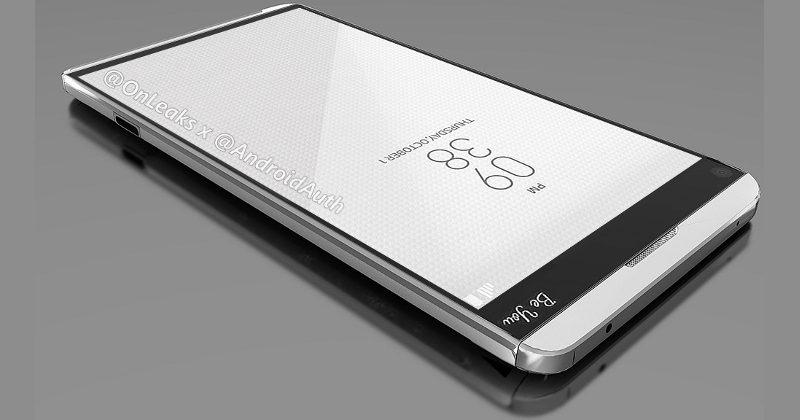 LG V20 leaked: features, T-Mobile launch date, price