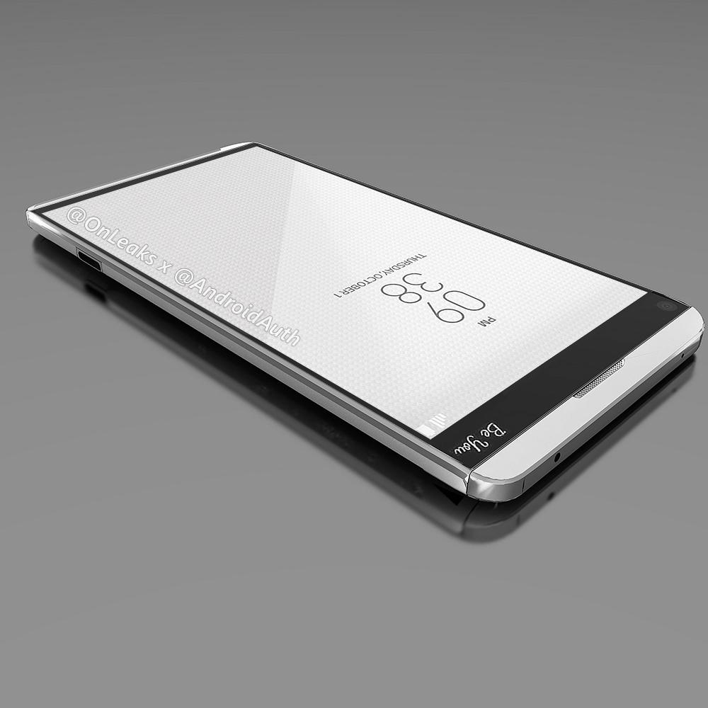 LG V20 leaked renders hint at modular but different design