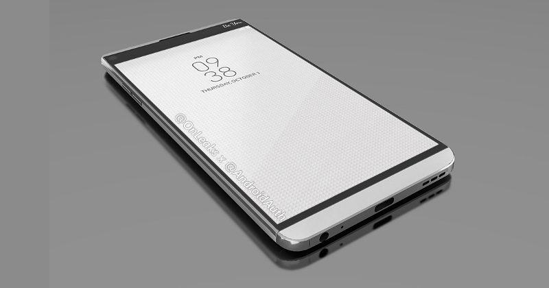 LG V20 teased to come with Bang & Olufsen audio system