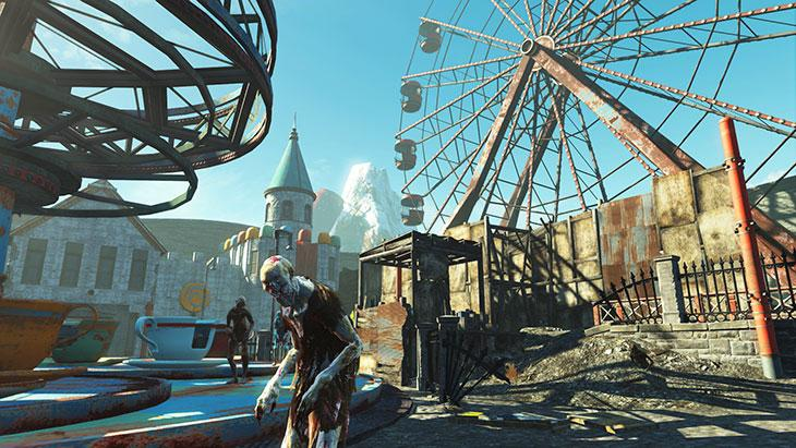 Fallout 4 Nuka-World expansion now available
