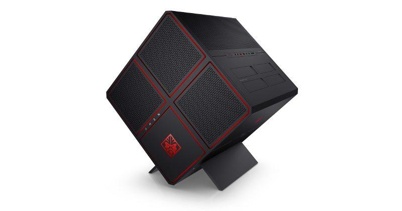 HP 2016 OMEN gaming lineup includes an omen-ous cube